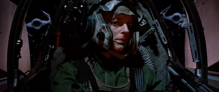 female pilots Return of the Jedi