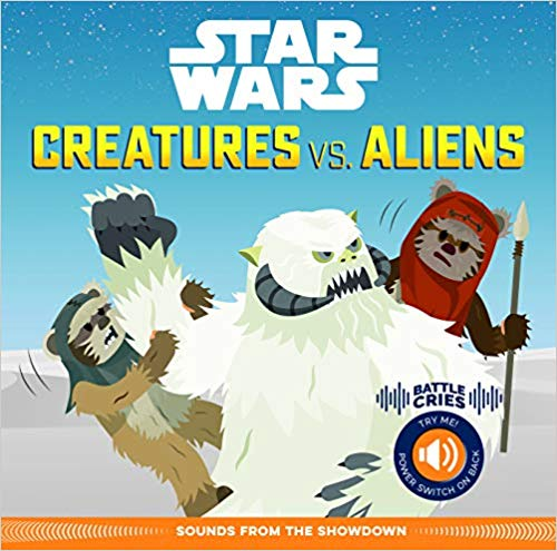 Star Wars creatures books